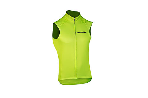 Cervelo Men's Gilet, High-Vis