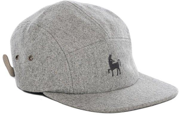 Donkey Label Wool Donkey Camp Hat