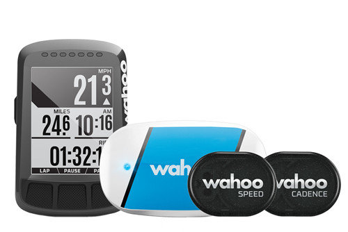 Wahoo Fitness WAHOO ELEMNT BOLT GPS BUNDLE