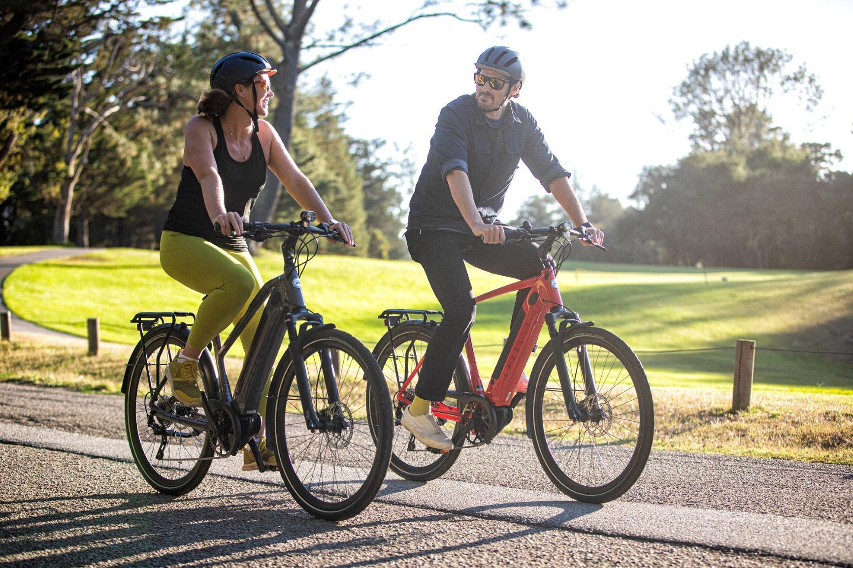 10 Reasons to Buy an E-Bike