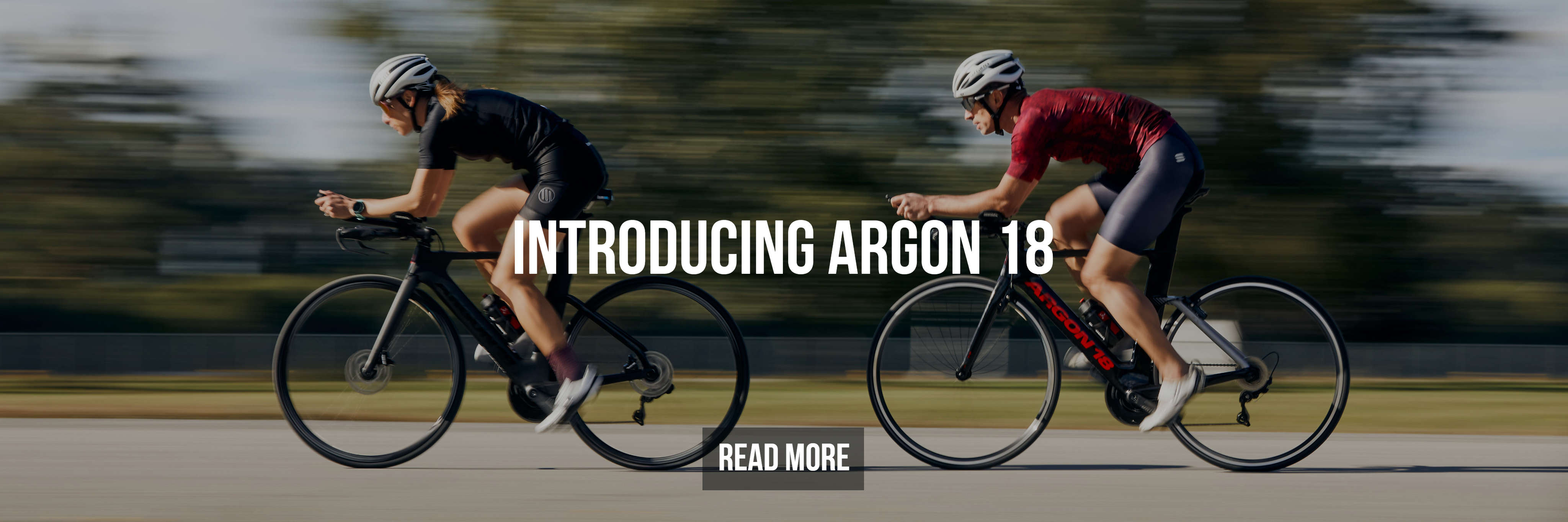 Introducing Argon 18