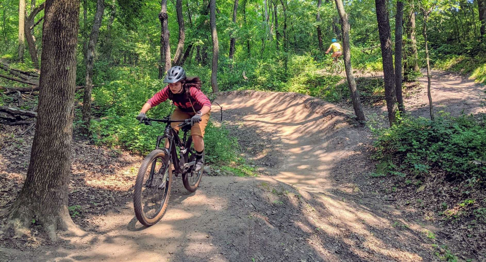 Sunday Morning Mountain Bike Ride