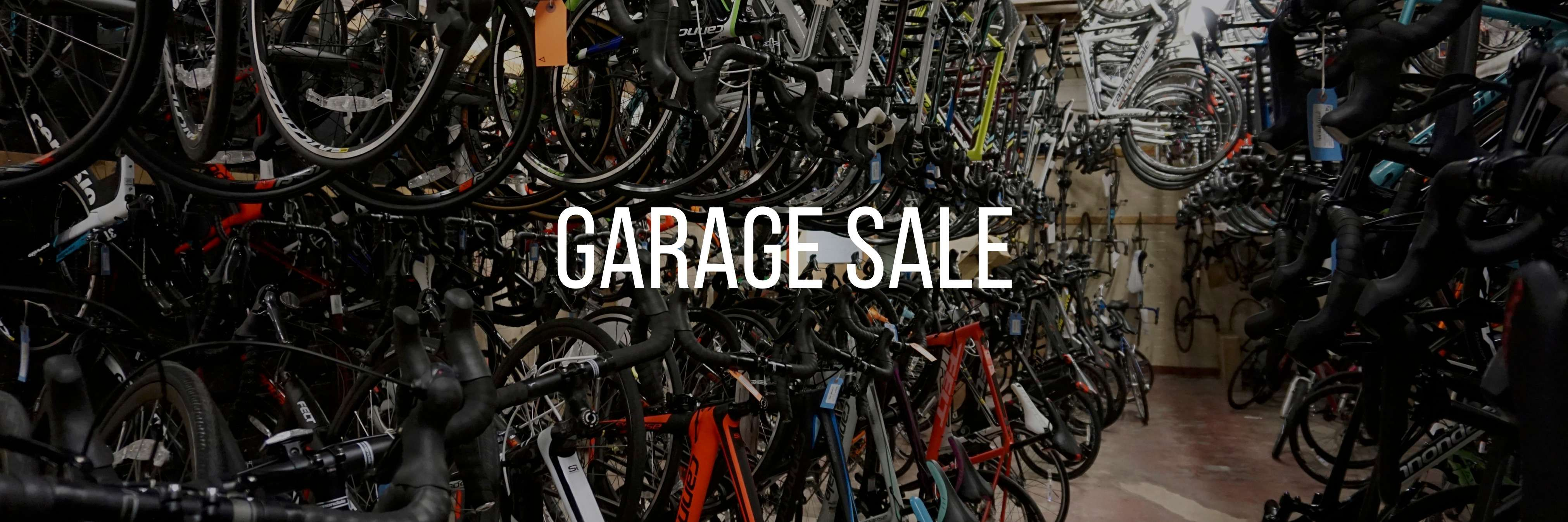 Garage Sale - Now Bikes | St  Paul and Minneapolis area