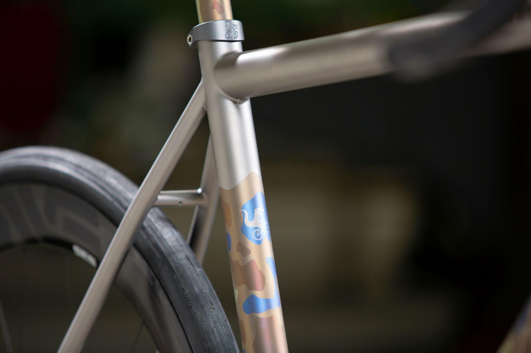 Moots Bike Close Up