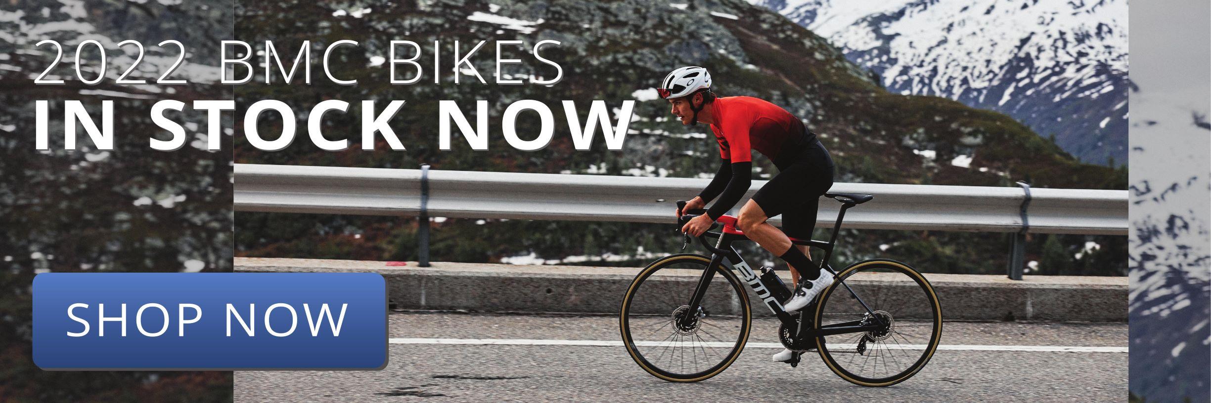 2022 BMC Bikes In Stock Now - Shop Now