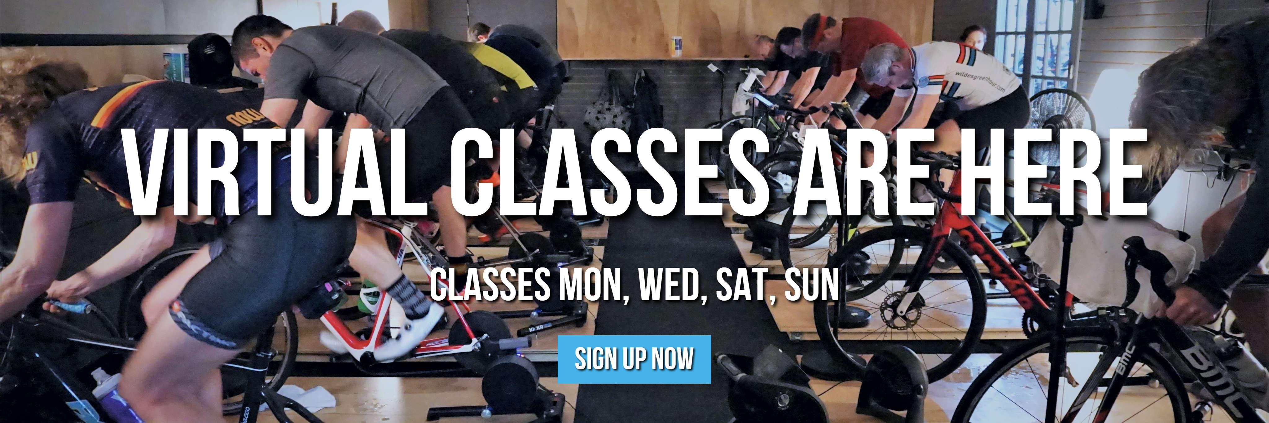 Virtual Indoor Training