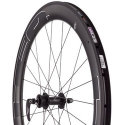 HED JET 6 PLUS BLACK CARBON DISC BRAKE WHEELSET - CLINCHER