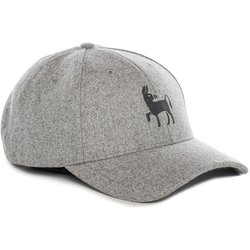 Donkey Label Wool Donkey Baseball Hat