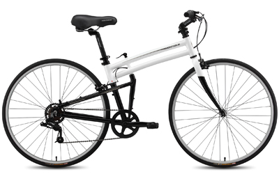 Greenwich Bicycles has Montague Bikes