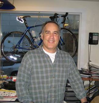 Rob - Owner, 2nd generation bike shop owner