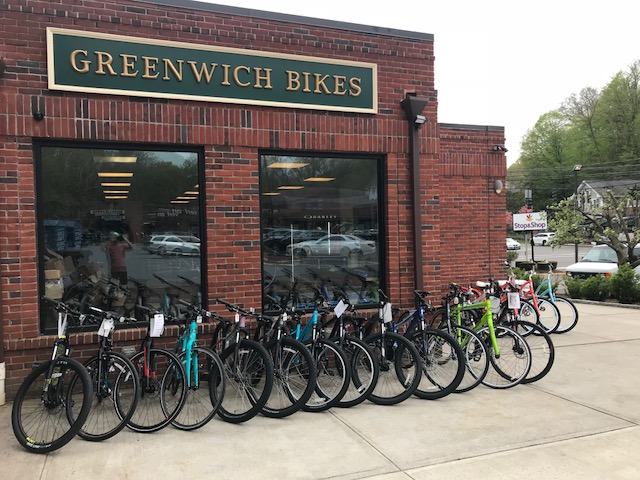 Greenwich Bicycles Glenville Location