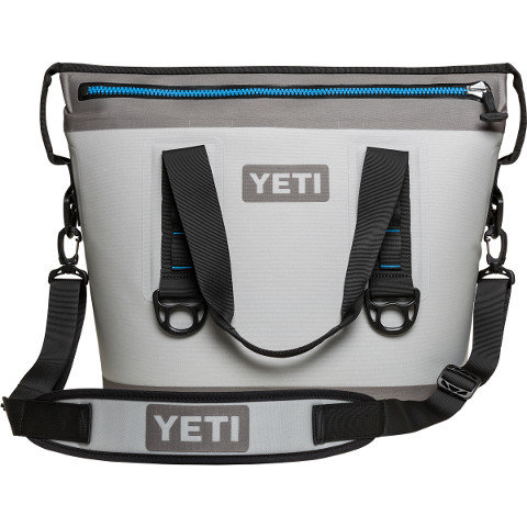Yeti Coolers Hopper Two 20 fog Gray