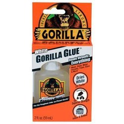 GORILLA GLUE 2oz WHITE
