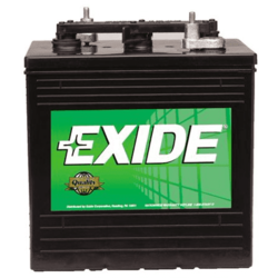 EXIDE EXIDE® XTRA GOLF CART & ELECTRIC VEHICLE BATTERIES