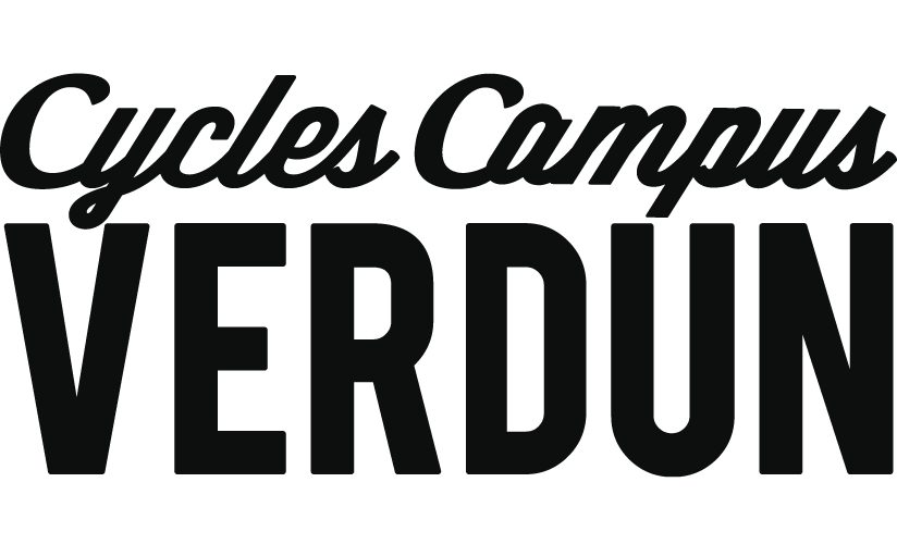 Cycles Campus Verdun Logo