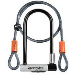 Kryptonite KryptoLok Series 2 STD w/4-Foot Flex Cable