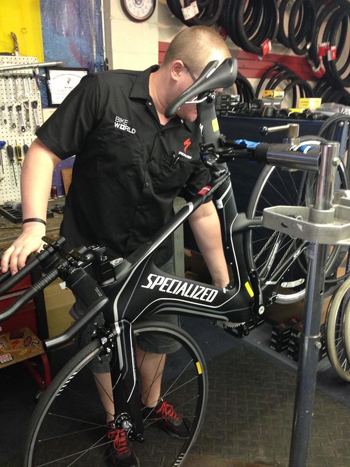 We make bike buying easy and fun.