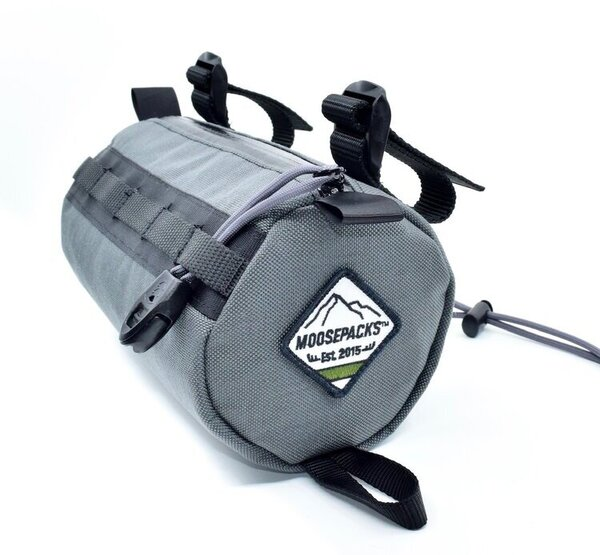 MoosePacks™ Classic Handlebar Bag