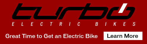 Great Time to get a Turbo Electric Bike