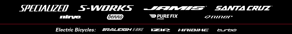 Bike Brands We carry