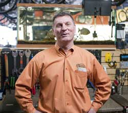 Art Black - owner at Oswego Cyclery