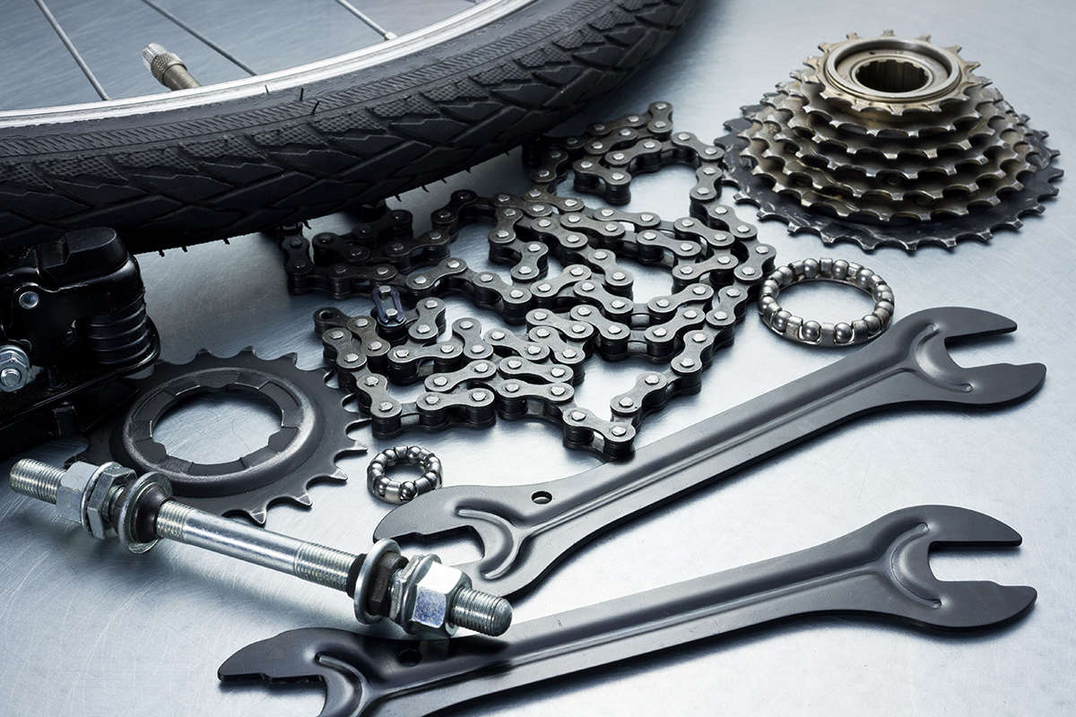 Bike repair & service at Oswego