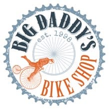 Big Daddy's Bike Shop Logo