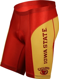 Adrenaline Promotions Iowa State University Cycling Shorts