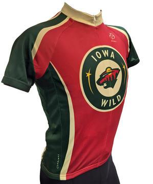 Primal Wear Iowa Wild Cycling Jersey