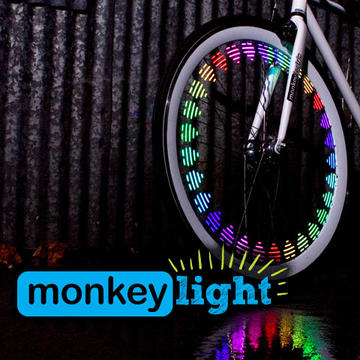 Monkeylectric M210 Monkey Light