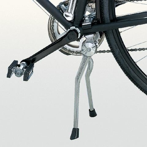 Pletscher Two-Leg Double Kickstand