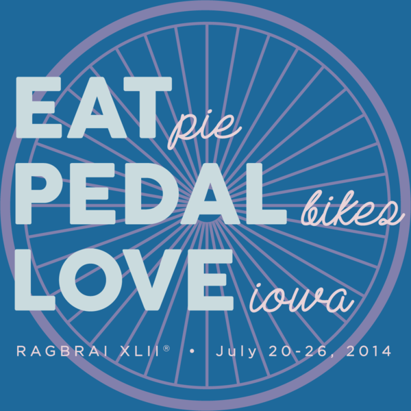 Bike World Ragbrai T-Shirt