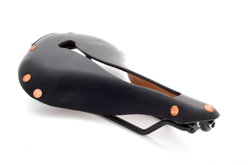 Selle AnAtomica X Series WaterShed Leather Black