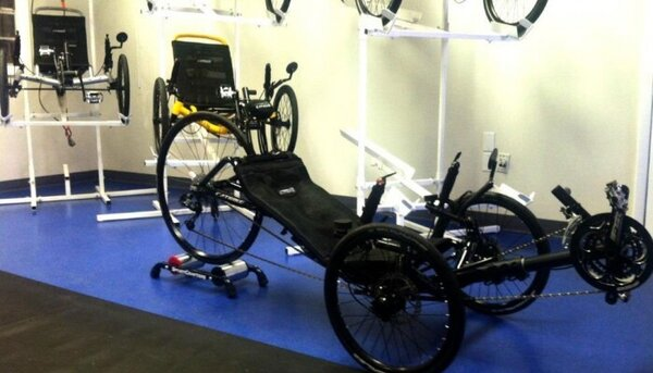 Sport Crafters Trike Trainer