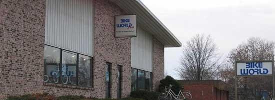 Ames Store Bike World