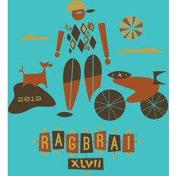 Bike World Ragbrai 2019 T-shirt