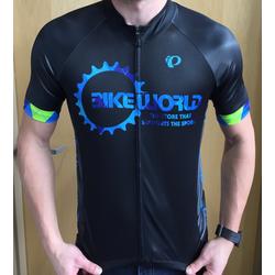 Bike World Argyle Elite Jersey