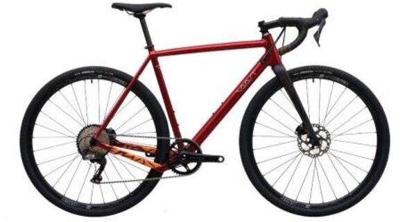VAAST Bikes A1 Gravel Bike