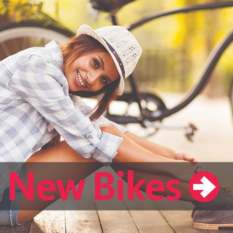 Recycled Cycles is one of the largest bicycle shops in Northern Colorado. We carry a vast selection of road bikes, mountain bikes, hybrid bikes, electric bikes, fat tire bikes, kids bikes, vintage bikes, tandem bikes and more.