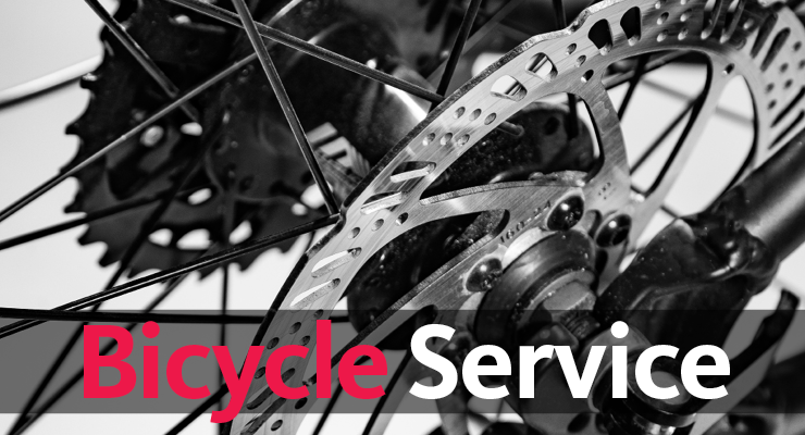 Bicycle Service and Repair