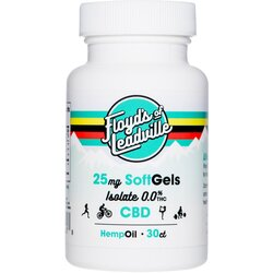 Floyd's of Leadville Isolate CBD Softgels