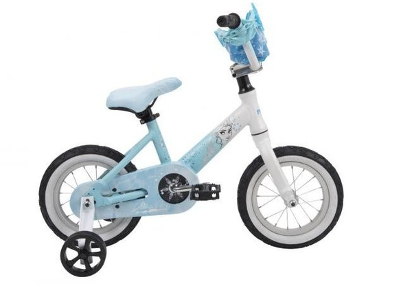 Batch Bikes The Disney Frozen Kids 12-inch Bicycle