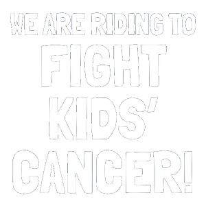 Ride to fight kids' cancer