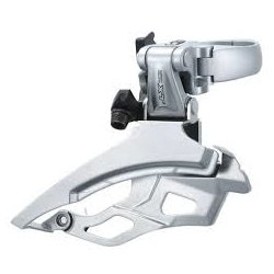 Shimano XT Front Derailleur (Bottom Swing, Dual-Pull)