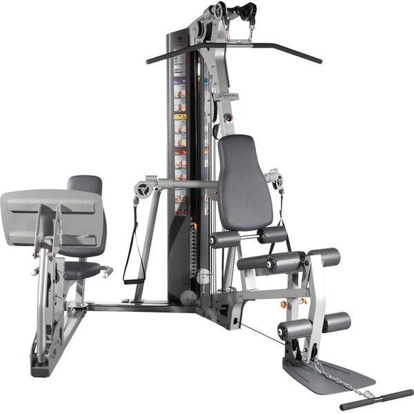 Life Fitness G3 GYM (OPTIONAL LEG PRESS)