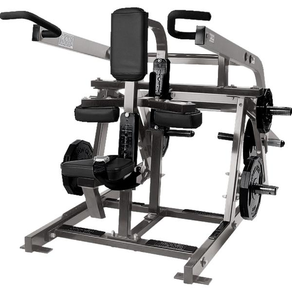 Hammer Strength Seated Dip