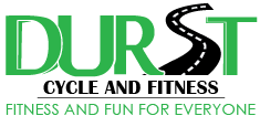 Durst Cycle and Fitness Logo