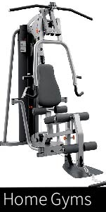 Home Gyms from Life Fitness