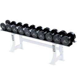 Hammer Strength Single-Tier Dumbbell Rack
