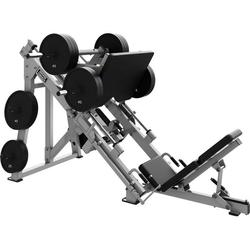 Hammer Strength Plate-Loaded Linear Leg Press